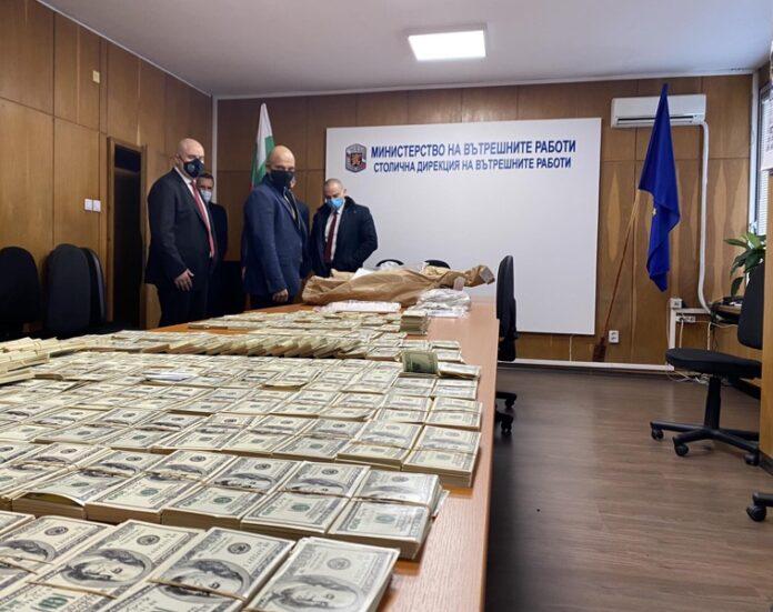 Преди дни прокуратурата се похвали за акция с фалшива валута