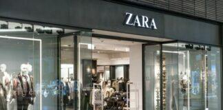 Zara печалба