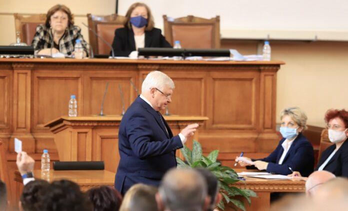 Кирил Ананиев,напусна парламента