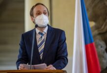 Новият външен министър на Чехия Якуб Кулханек