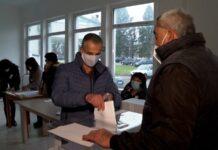 Абдуллах за пръв път гласува за България