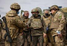 Руски войски край Черно море
