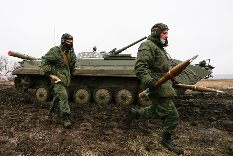 Путин Украйна