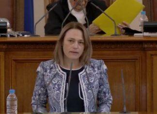 Ива Митева председател