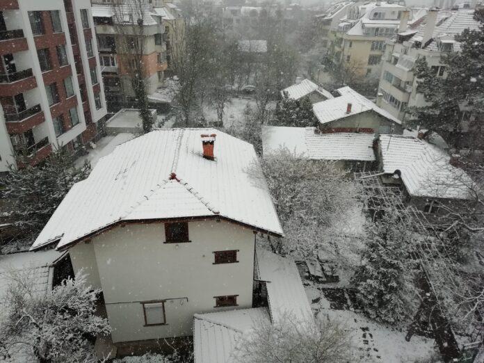 снежна София