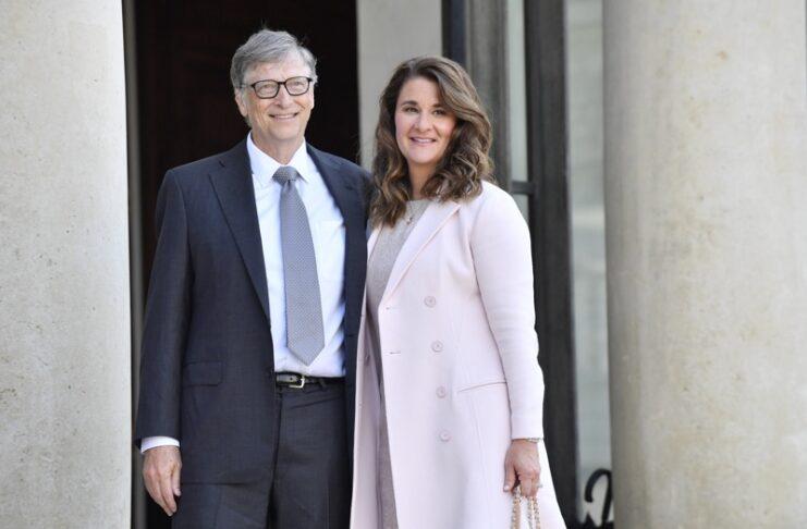 Бил и Мелинда Гейтс