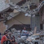 Газа конфликт