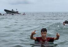 Сеута мигранти