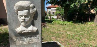 Панайот Пипков паметник