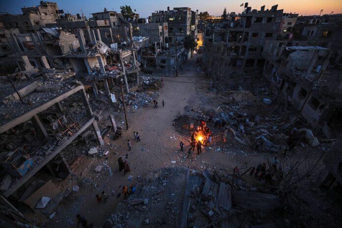 Газа, ООН
