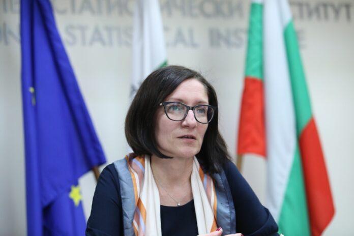 Магдалена Костова, НСИ