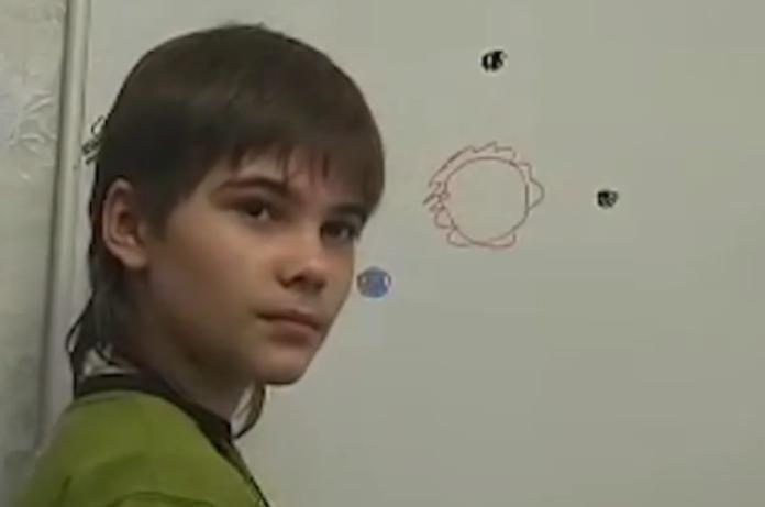 Бориска Киприянович Марс момче