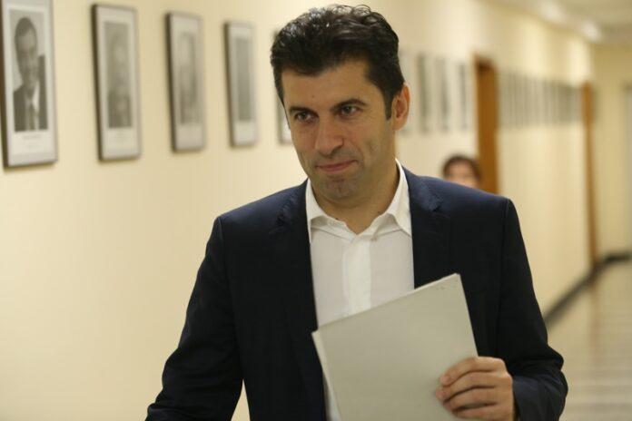 Кирил Петков покана