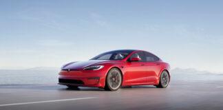 тесла Model S