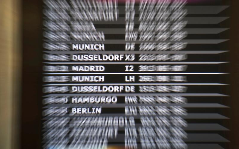 Германия полети