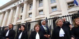 адвокати на протест
