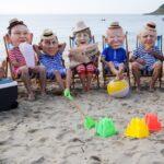 """Активисти на организацията """"Оксфам"""" представят лидерите на страните от Г-7 по време на срещата на върха в Корнуол, Великобритания, 12 юни 2021г."""