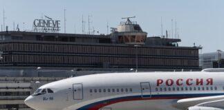 Русия, самолет