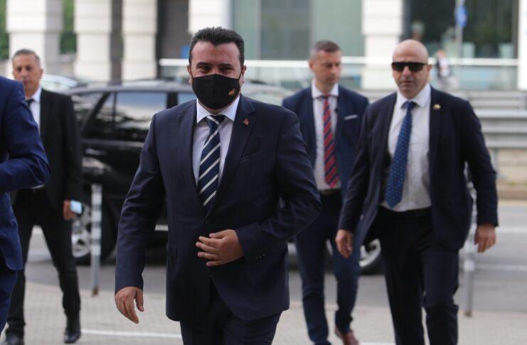 Премиерът на РС Македония Зоран Заев, пристига у нас начело на официална делегация.