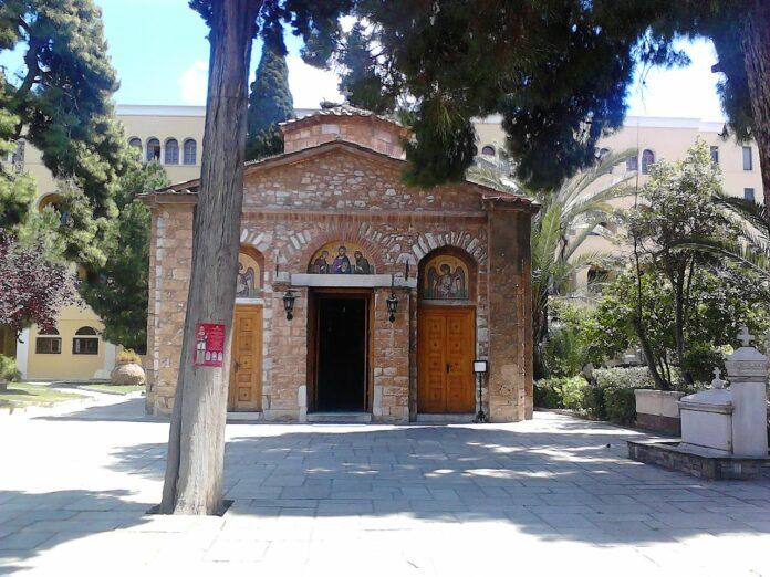 Манастир Петраки, Гърция