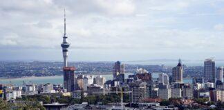 Окланд Нова Зеландия