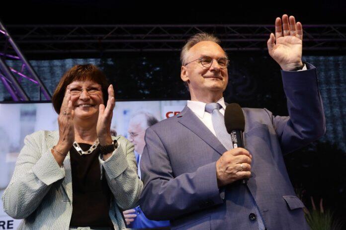 Меркел печели изборите в Саксония-Анхалт