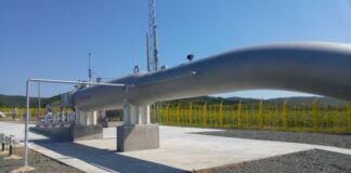 Природен газ, газопровод