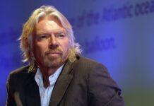 Основателят на Virgin Group британец сър Ричард Брансън
