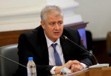На снимката: проф. Асен Балтов