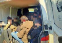"мигранти на ""Цариградско шосе"""