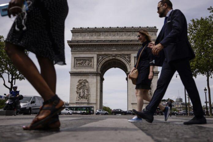 ограничения Франция