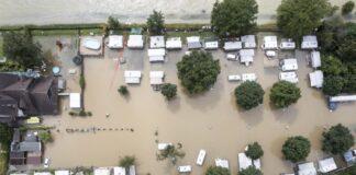 Наводненията в Европа