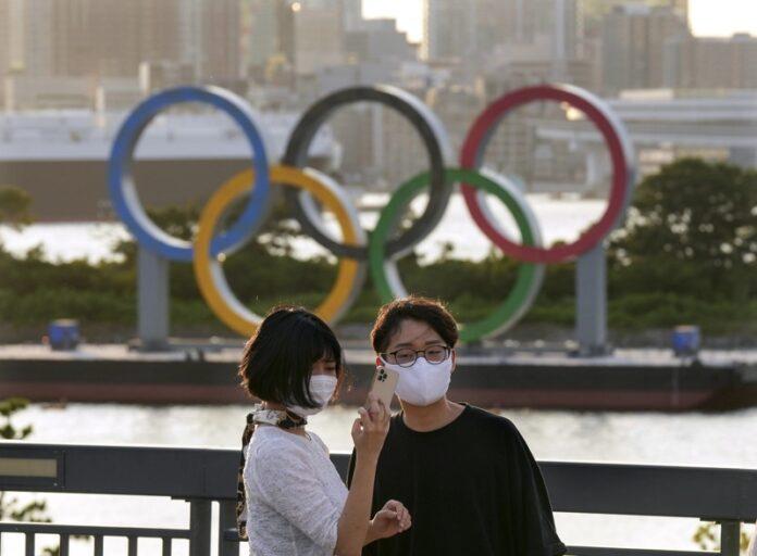 Олимпийски игри Токио