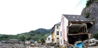Последици след наводненият в Германия