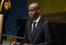 Хаити президент атентат