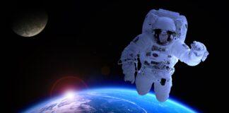 астронафти космос