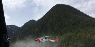 самолет Аляска