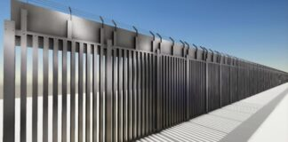 Ограда, гръцко-турска граница