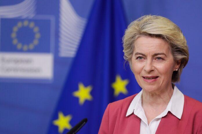 Урсула фон дер Лайен, европейската комисия