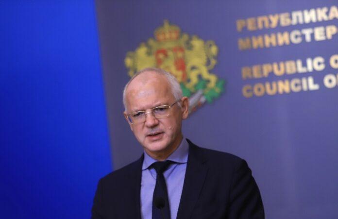 Васил Велев оставки
