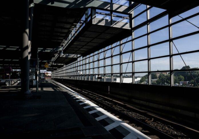 Стачка влакове