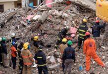 Спасителите търсят жертви и оцелели от земетресението, което разтърси Хаити на 14 август