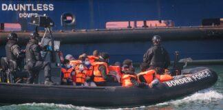 Ла манш мигранти