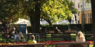 парк есен