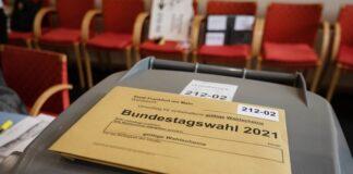 избори Германия 2021