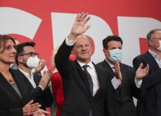 Германия избори