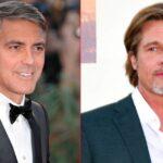 Брад Пит и Джордж Клуни филм