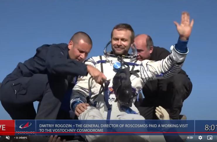 """""""Союз МС-19"""""""