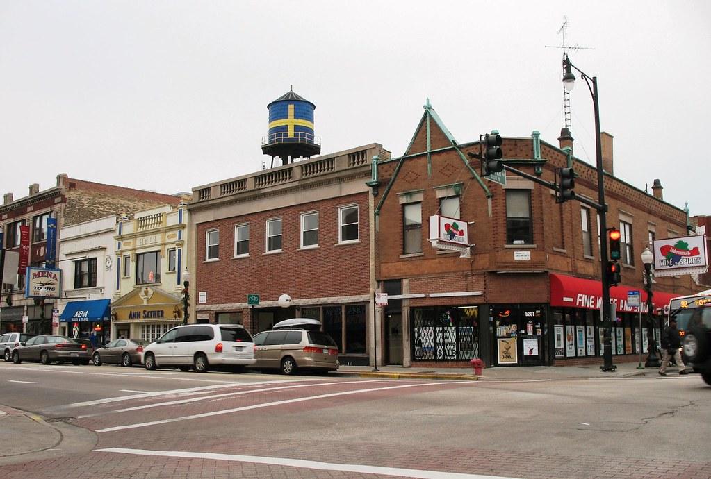 Андерсънвил, Чикаго