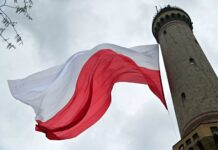Полша знаме